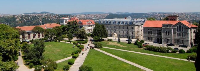 Welcome to Bogazici University